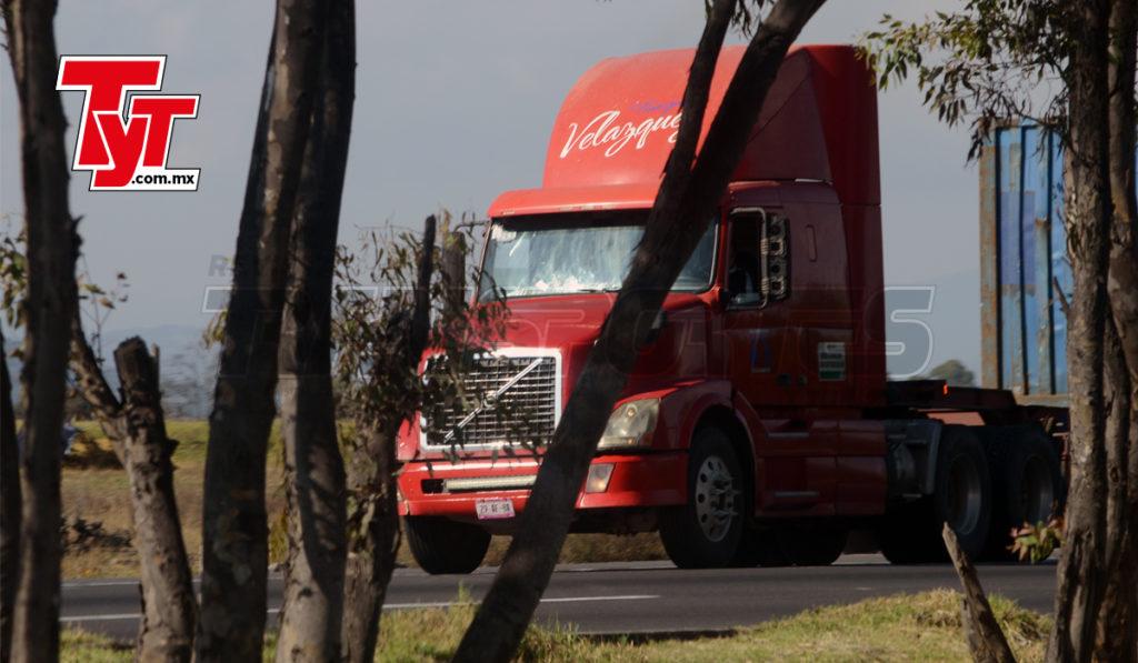 Avanza plan para restringir vehículos pesados de carga en el Centro Histórico de Querétaro