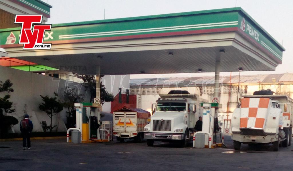 Hacienda regresa estímulo fiscal al diesel