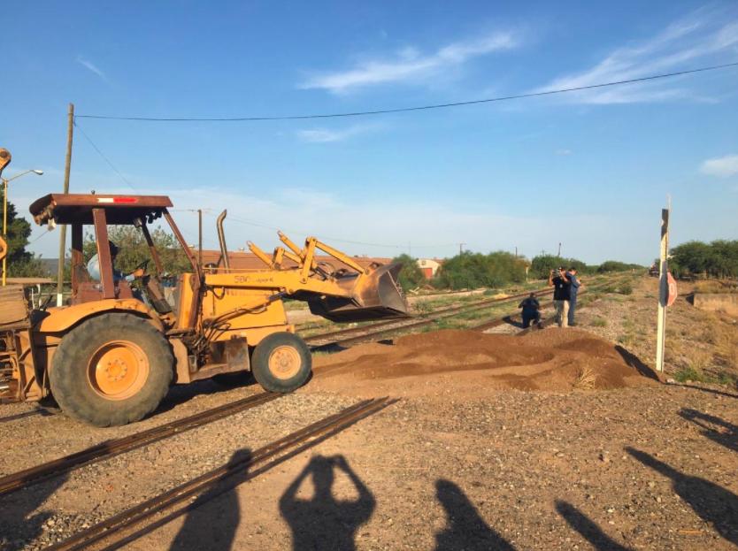Los sobrecostos del bloqueo ferroviario en Sonora