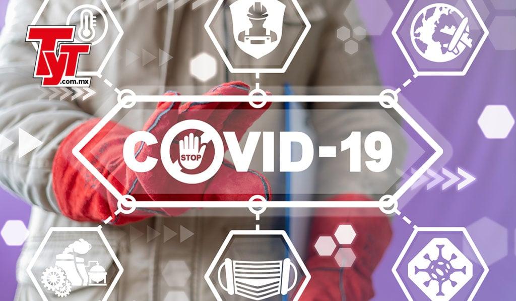Coronavirus 'frena' dos motores de la economía, y del autotransporte