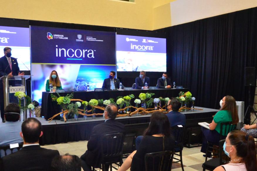 Chihuahua recibe inversión de Incora por 1.5 mdd