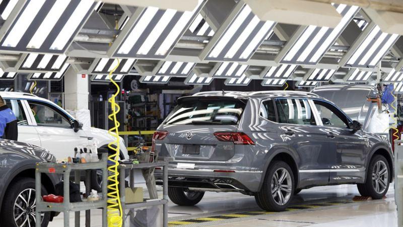 Desabasto de gas retrasa producción de Tiguan de Volkswagen