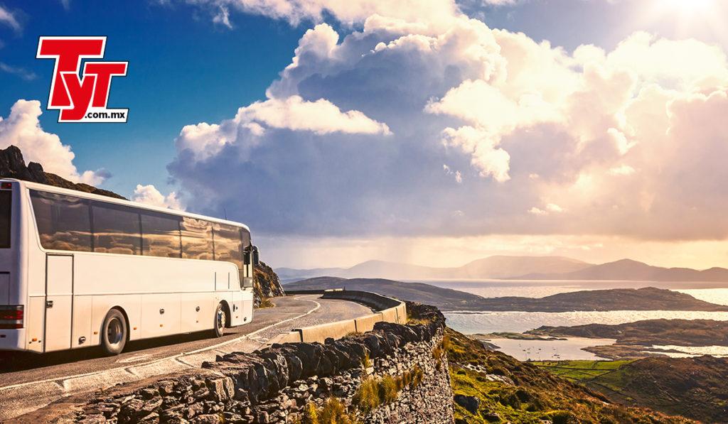 El autotransporte turístico, por el carril de baja hasta 2022