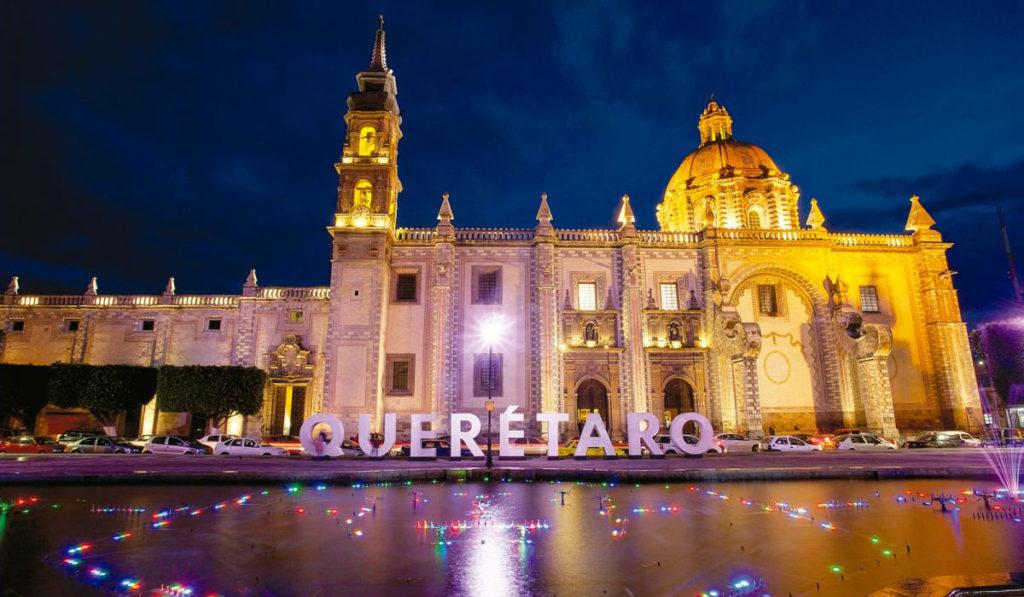 Querétaro, la economía del Bajío que más cayó en 2020