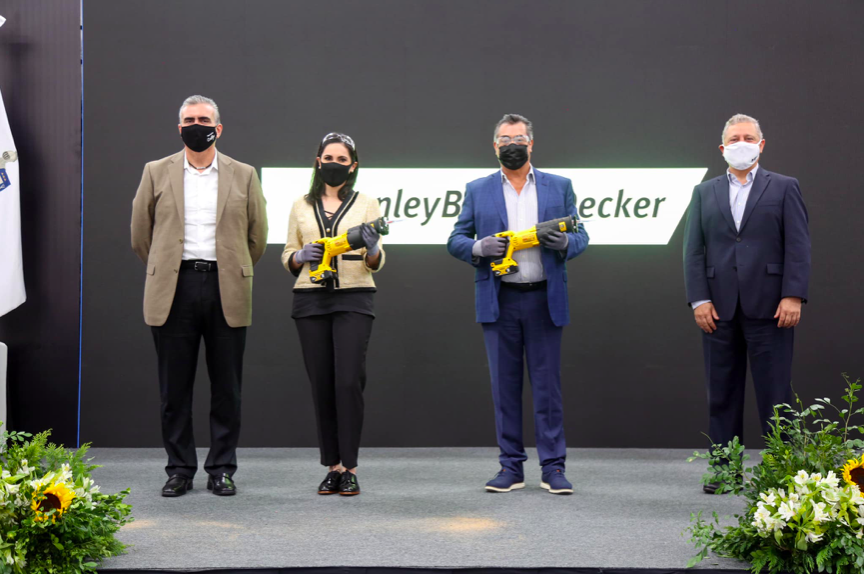 Black and Decker inicia operaciones en NL