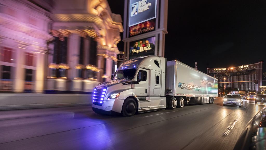 Daimler Trucks traza la ruta de mercado para sus eléctricos fuera de Europa