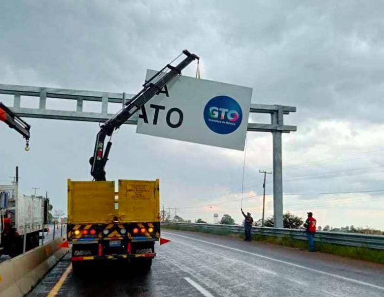 Guanajuato destina 24 mdp en la seguridad vial de sus carreteras