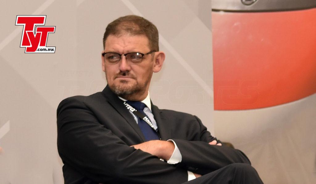 Nicolás Rosales llega la presidencia de la AMTM