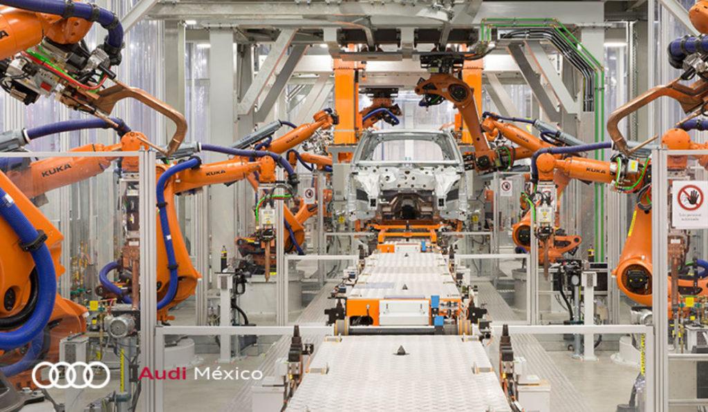 Audi, VW, Mazda y GM ajustarán su producción, ahora por desabasto de gas