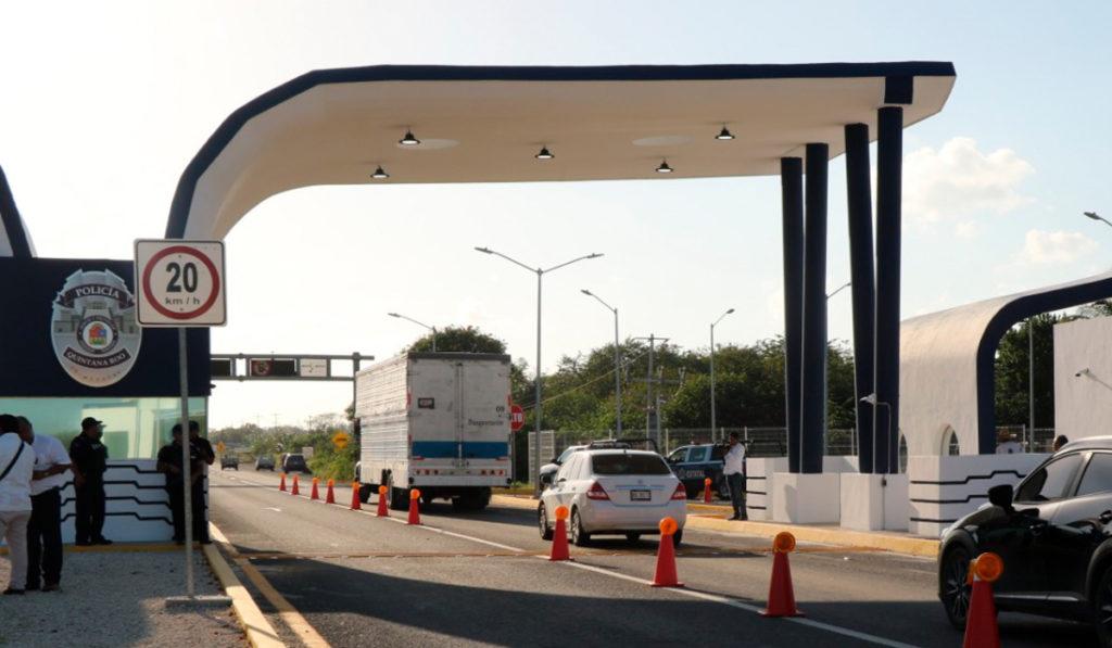 """Quintana Roo va contra transporte """"pirata"""""""