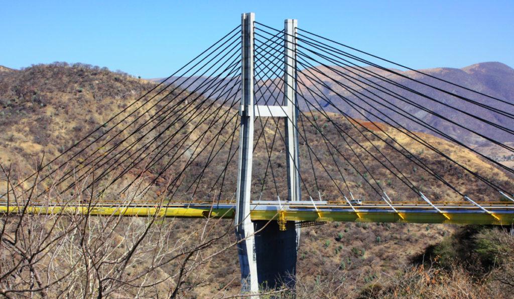 Las obras carreteras que buscan detonar el sur-sureste de México