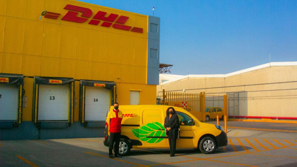 DHL logra el mejor trimestre de ingresos en su historia