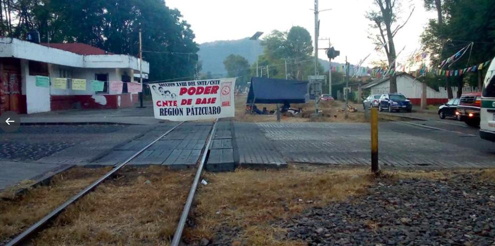 Bloqueos del tren en Michoacán, grave daño para la economía: Concamin