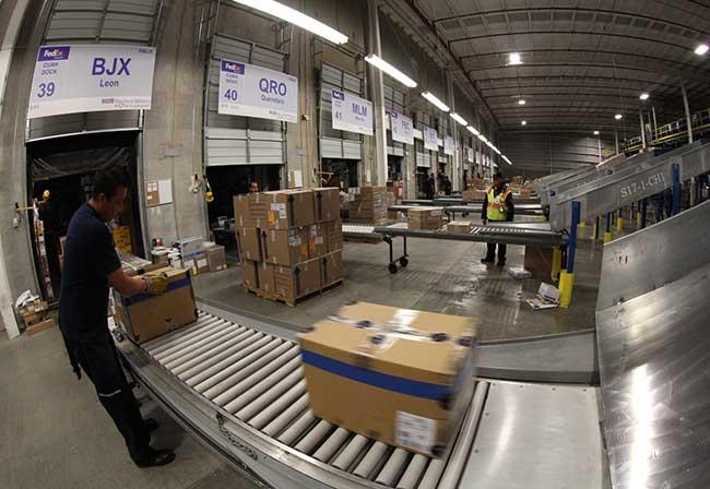 FedEx-México
