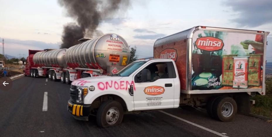 'Boteo' quita hasta mil pesos por camión a transportistas