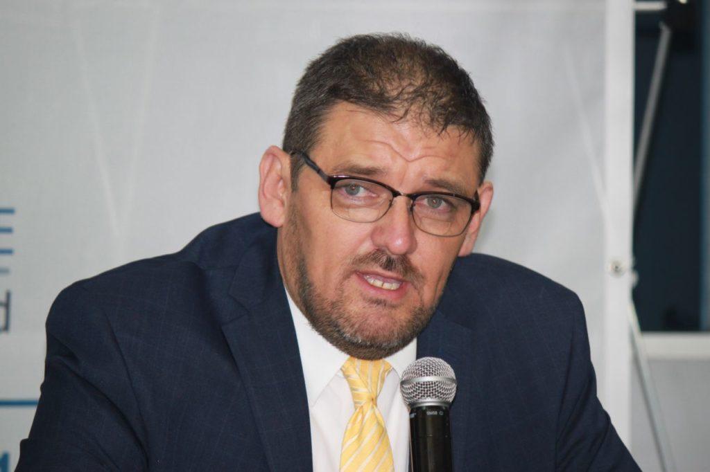 Nicolás Rosales, nuevo presidente de la Comisión de Movilidad de Coparmex CDMX