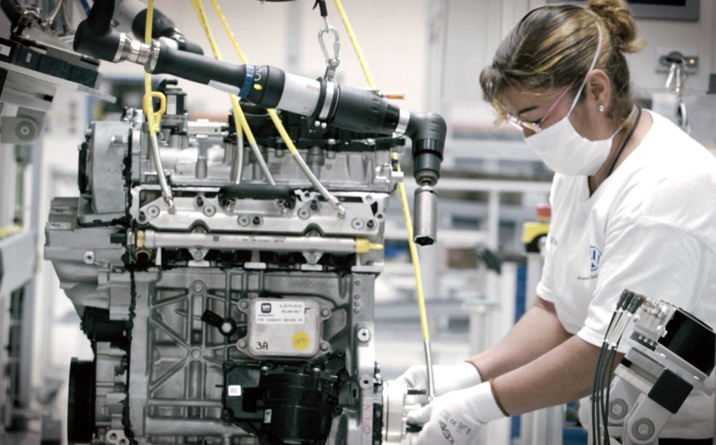 Volkswagen invierte 233.5 mdd en Guanajuato para producir nuevo motor