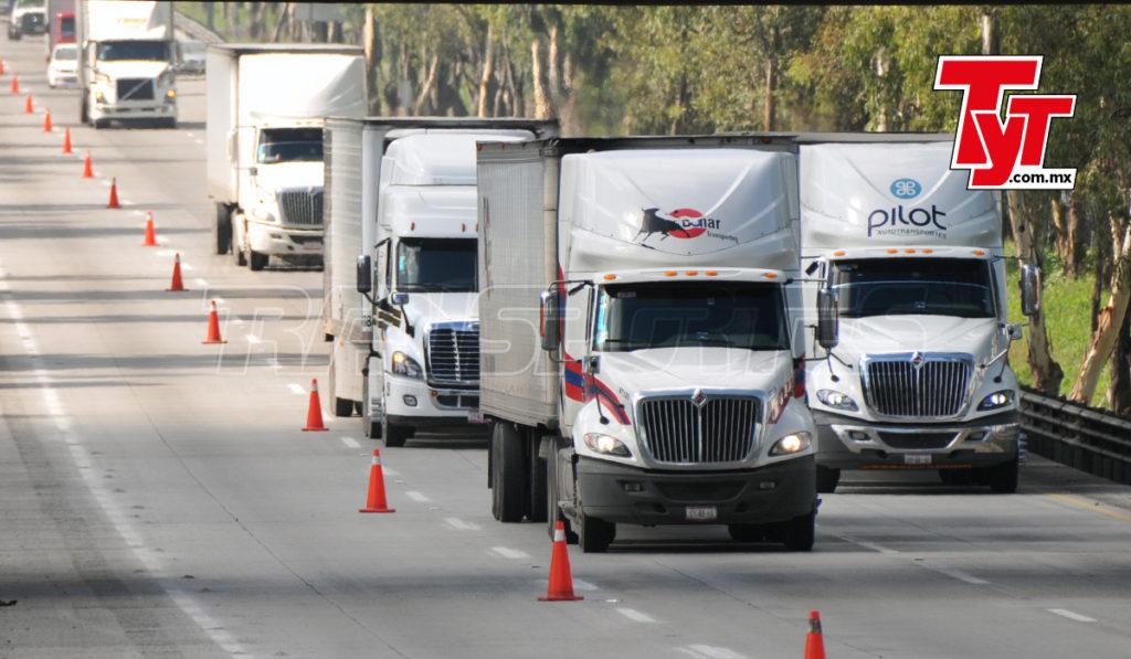 Precios del autotransporte de carga se elevan 2.2% en junio