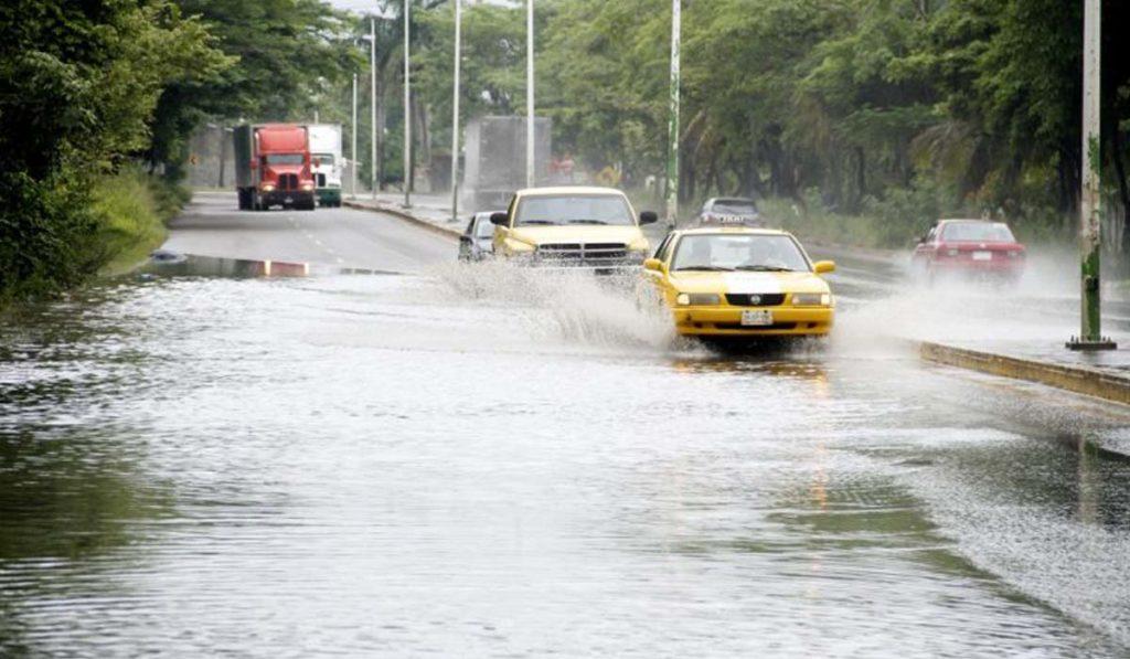 El clima: Prevén lluvias con descargas eléctricas en Chiapas, CDMX, Edomex, NL y Tlaxcala