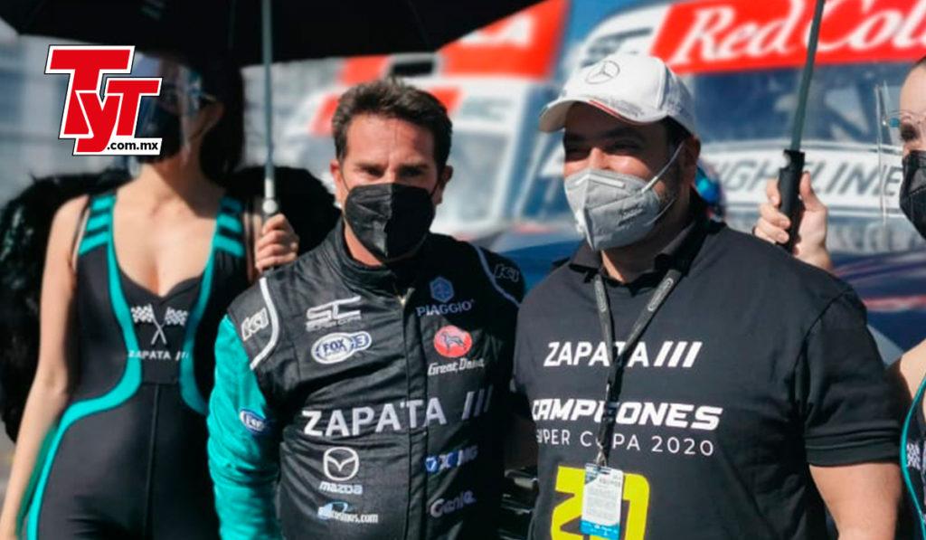Gana H. Richards en Puebla, se corona campeón en tractos Freightliner