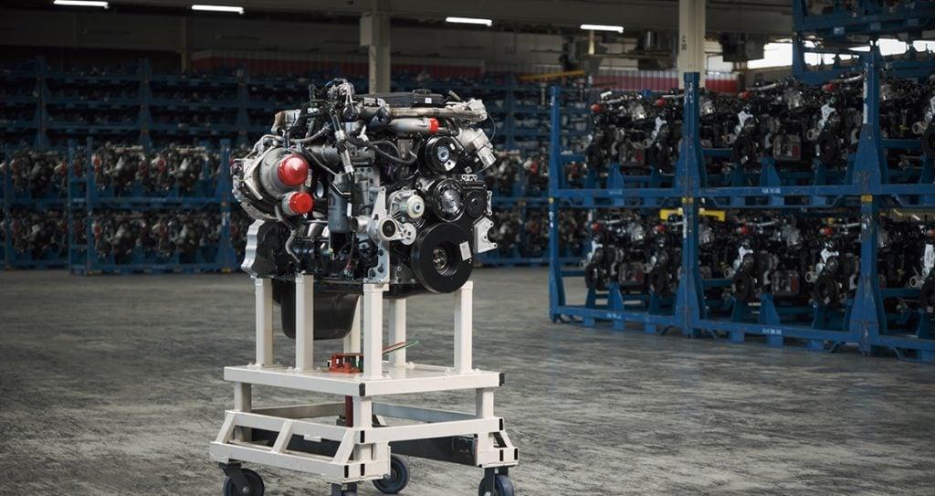 Este vehículo con Cummins 6.7L Turbo Diesel ahora ofrece 1,075 libras-pie del mejor torque de su clase y 420 caballos de fuerza.