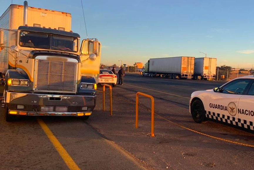Frustran robo de camión cargado de cerveza en Zacatecas