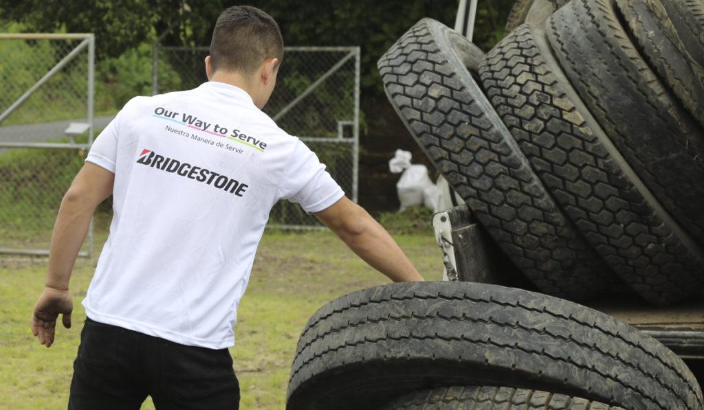 Bridgestone, con visión para ser una empresa de soluciones sostenibles hacia 2050