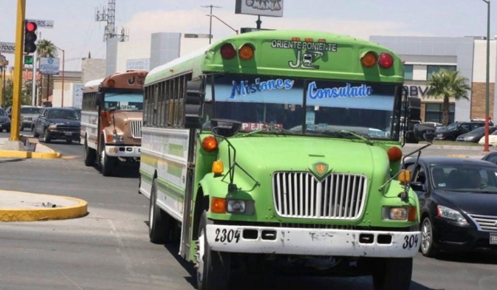 Publican bases para 7 concesiones del Sistema Integrado de Transporte de Cd Juárez