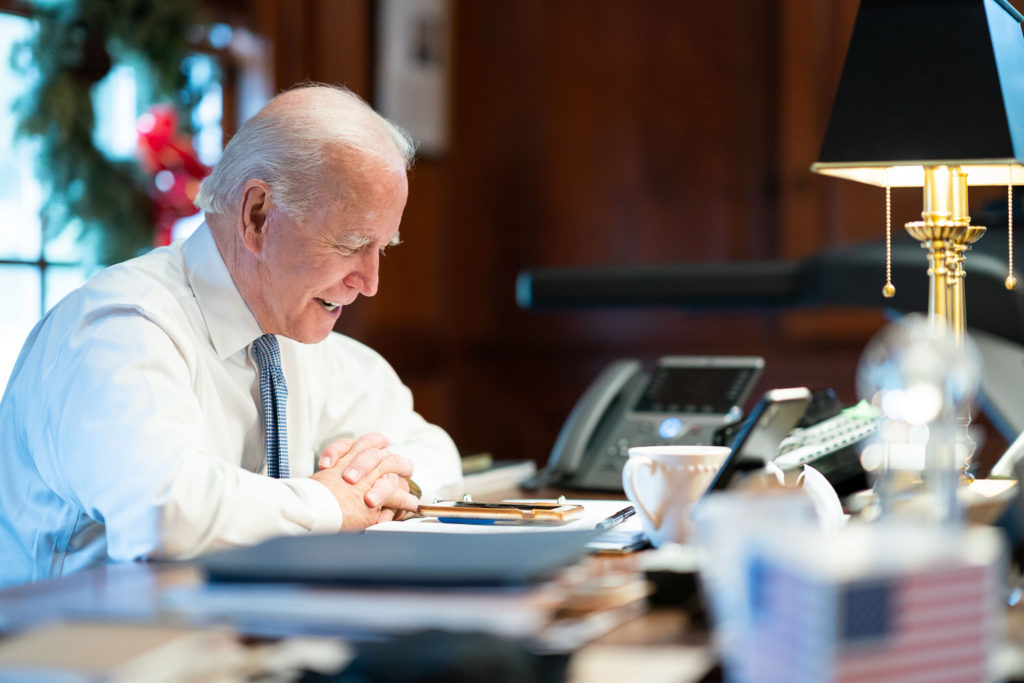 Joe Biden inyecta optimismo para México