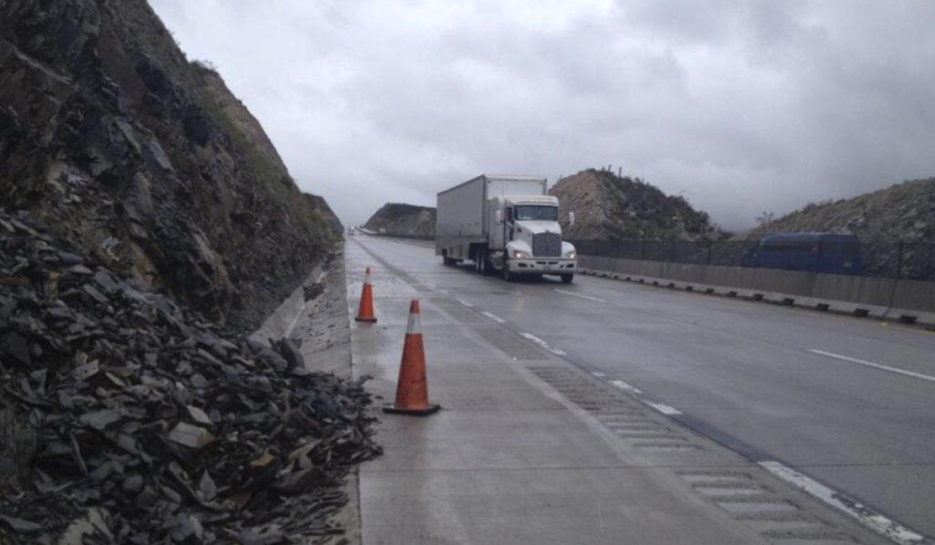 Autopista Monterrey-Saltillo, con el índice de siniestralidad más bajo en los últimos 3 años
