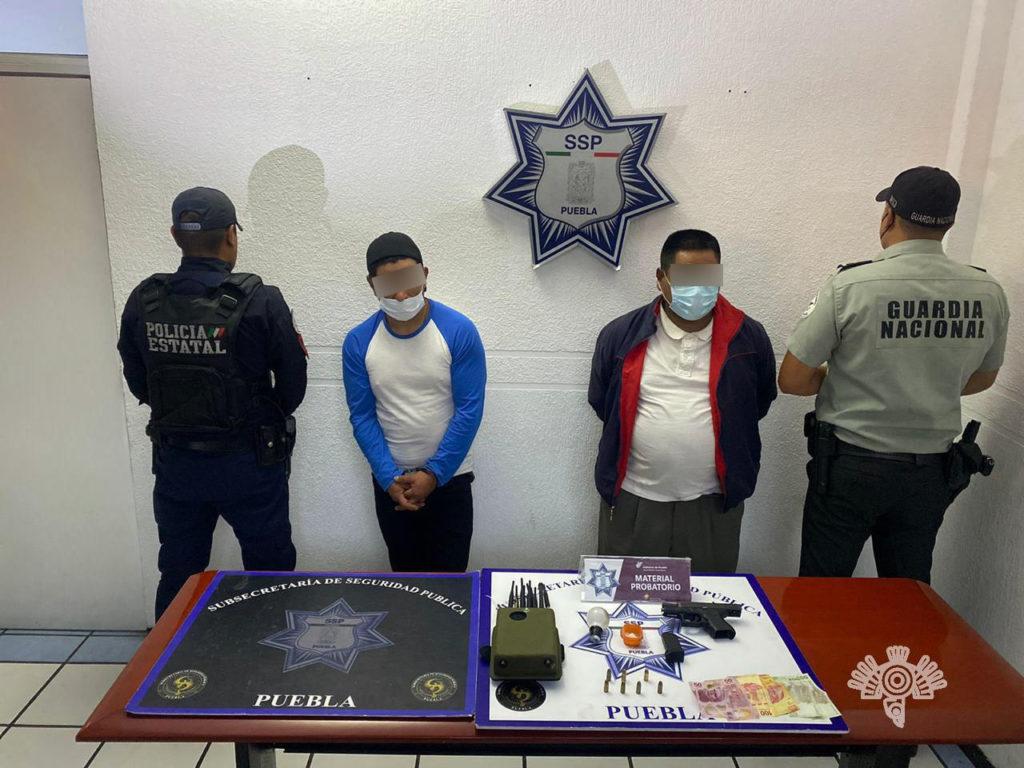 Frustran robo de tractocamión en la México-Puebla