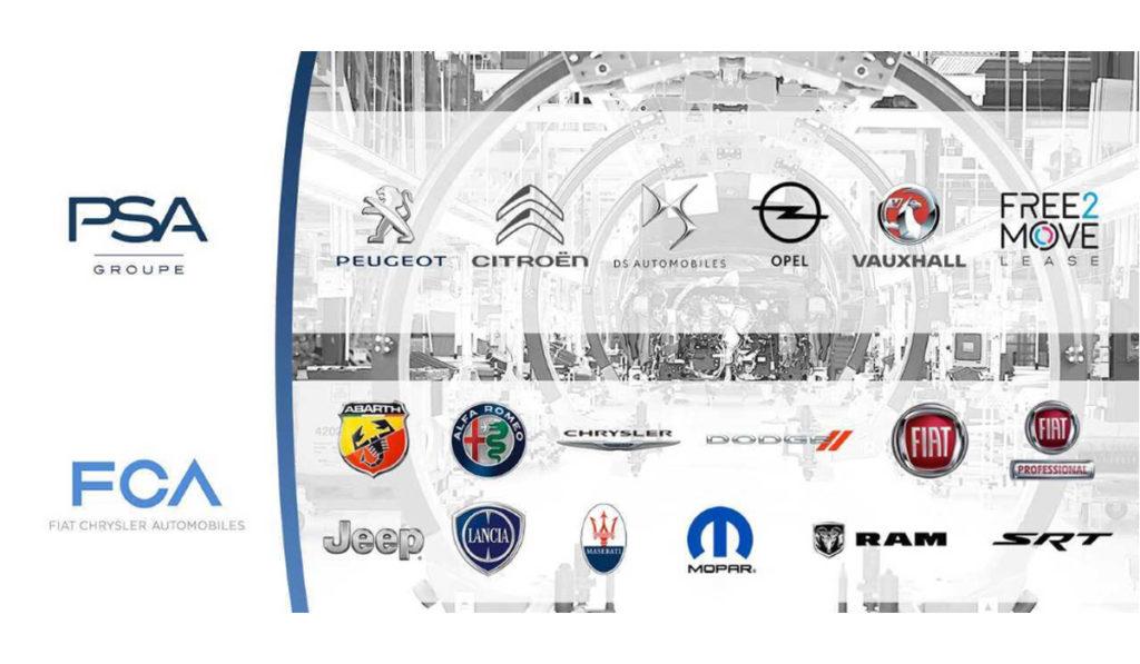 Arranca operaciones Stellantis, la fusión de Peugeot y Fiat Chrysler