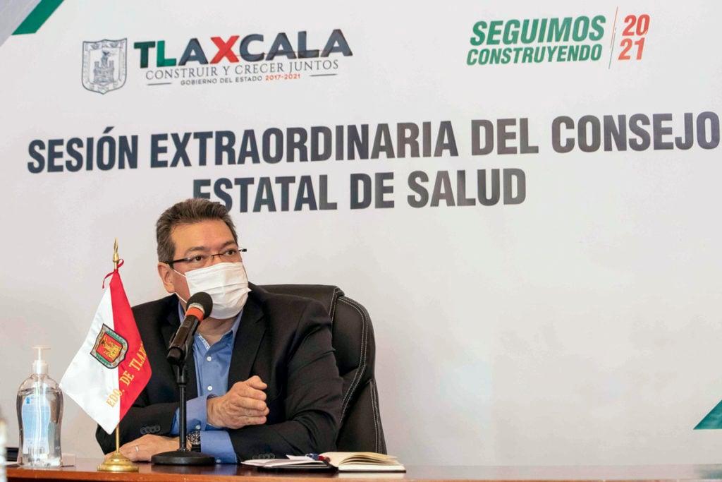 Tlaxcala anuncia medidas adicionales para frenar contagios