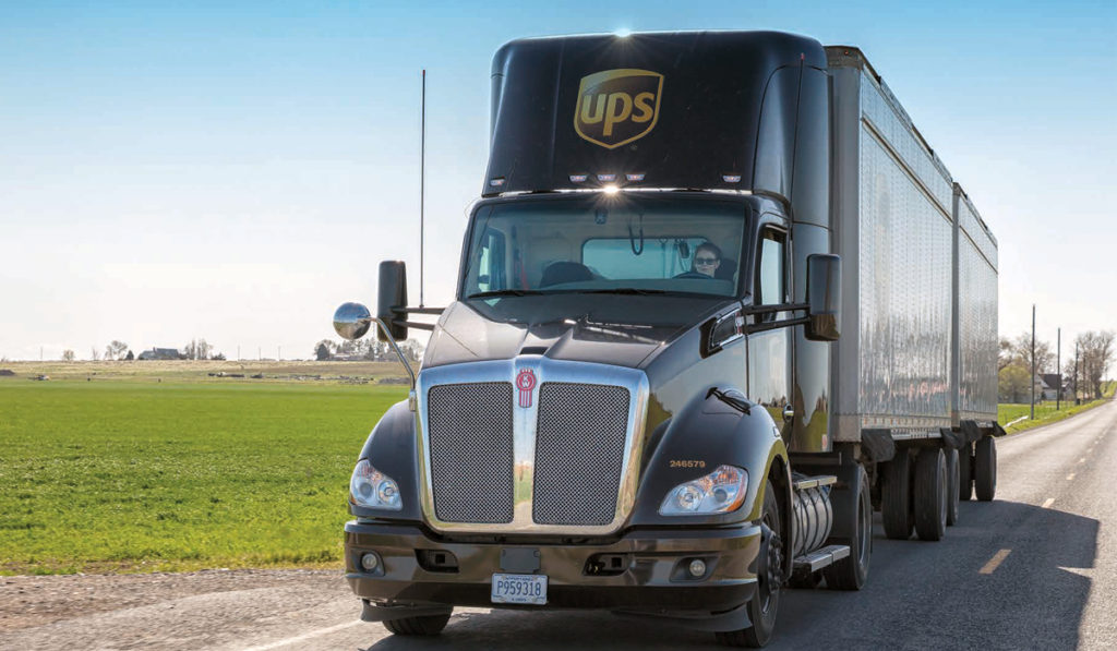 UPS vende su división LTL a TFI International