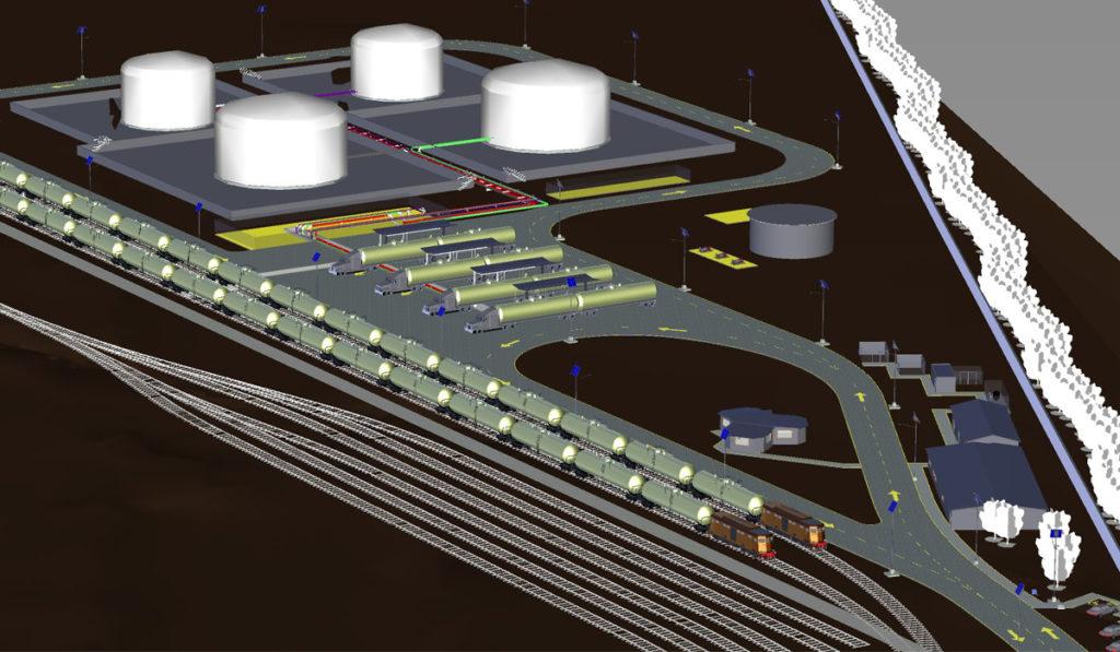 Valero y Grupo México invierten 20 mdd para terminal de hidrocarburos en Aguascalientes