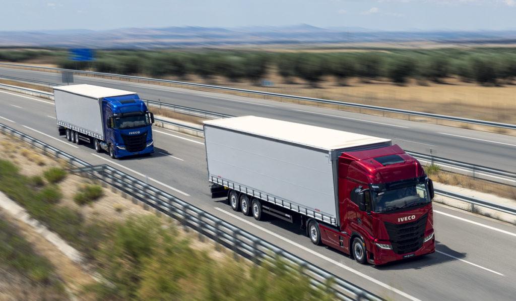 Mercado europeo de camiones cerró 2020 con pérdidas a doble dígito