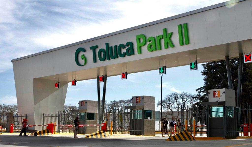 Edomex tiene nuevo parque industrial en Toluca