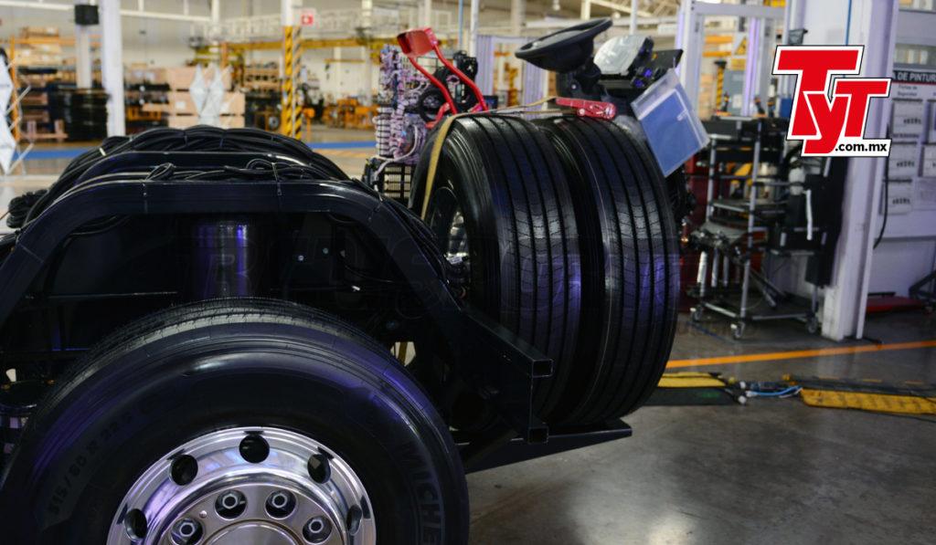 Industria de vehículos pesados resiente efectos de la pandemia de 2020