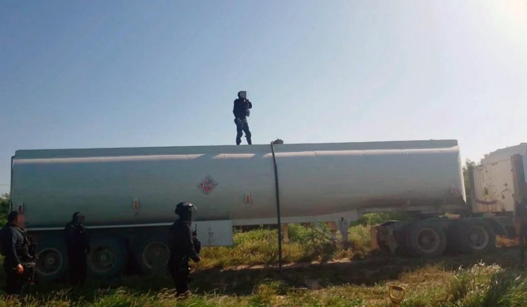 Hidalgo, el estado con más robo de combustible en 2020