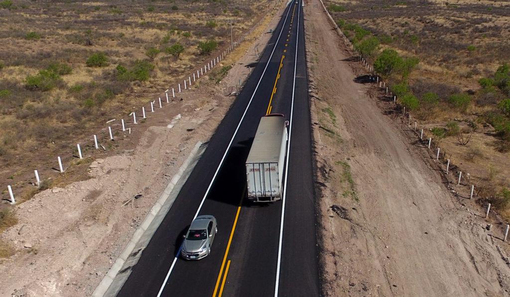 En marcha, 15 proyectos prioritarios de carreteras federales