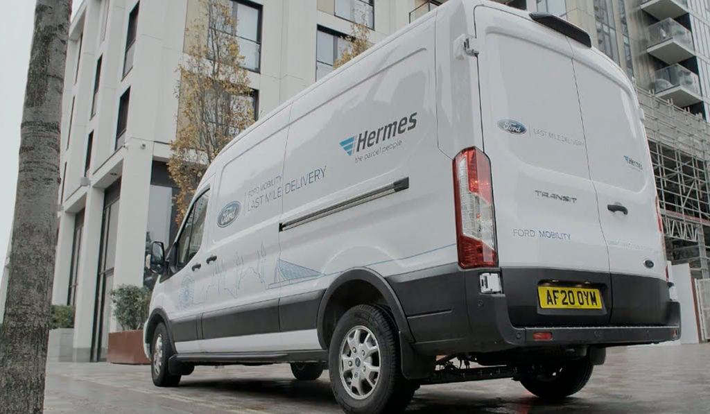 Ford y Hermes buscan expandir servicio de última milla en Reino Unido
