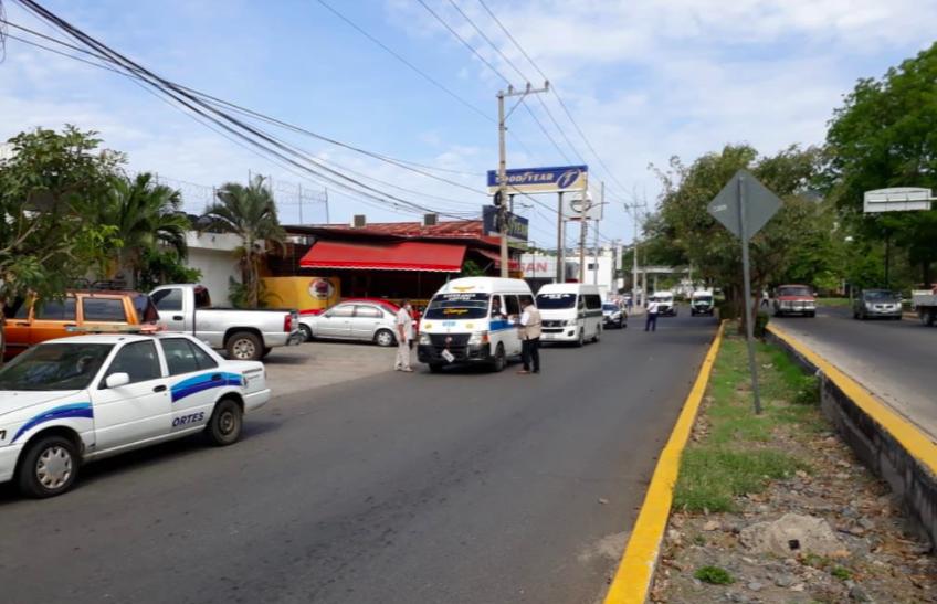 Buscan en Guerrero mayores controles para operadores del transporte de pasaje