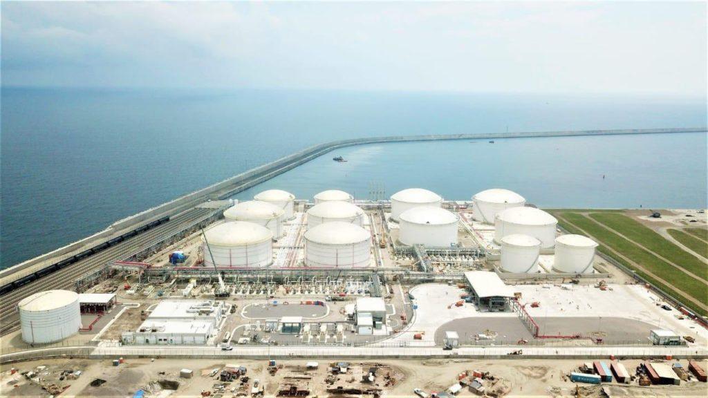 IEnova estrena terminal de combustibles en el Puerto de Veracruz