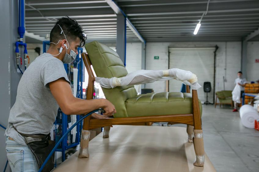 Impulsa Jalisco la industria mueblera y su cadena de valor