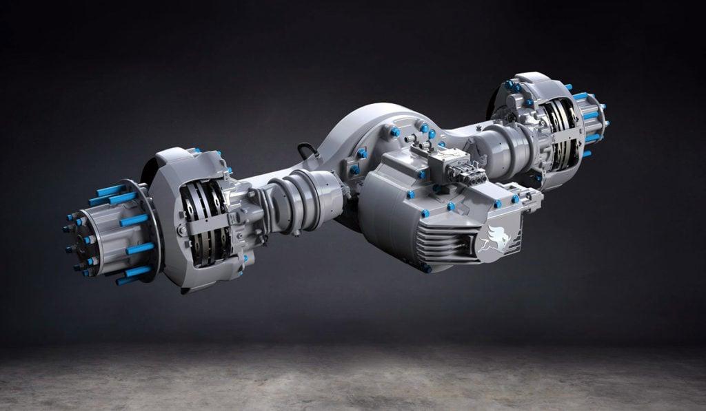 Meritor arranca producción de sistemas de propulsión eléctricos