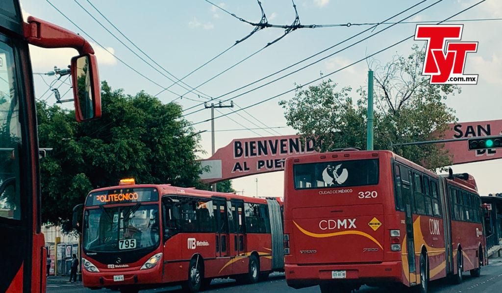 Sheinbaum endurece sanciones para el Metrobús