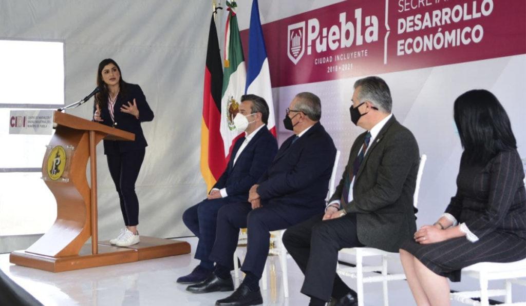 Nuevo centro de innovación industrial en Puebla brinda tecnología 4.0 a MiPyMes