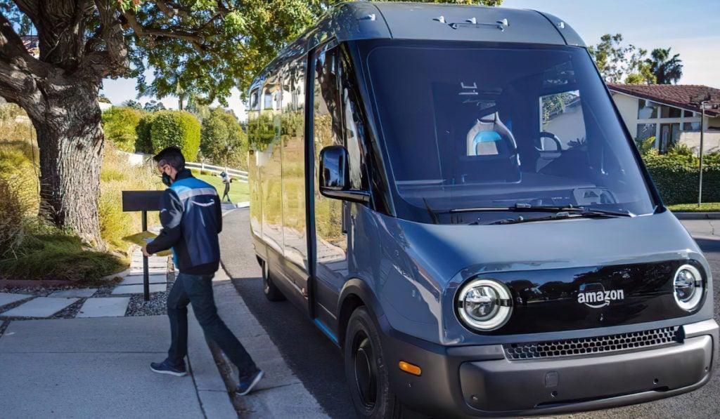 Amazon amplía pruebas de vehículos eléctricos en EU