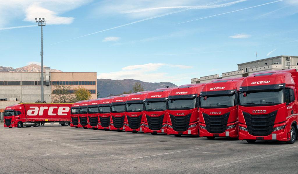 Venta de camiones en Europa inicia 2021 con números a la baja
