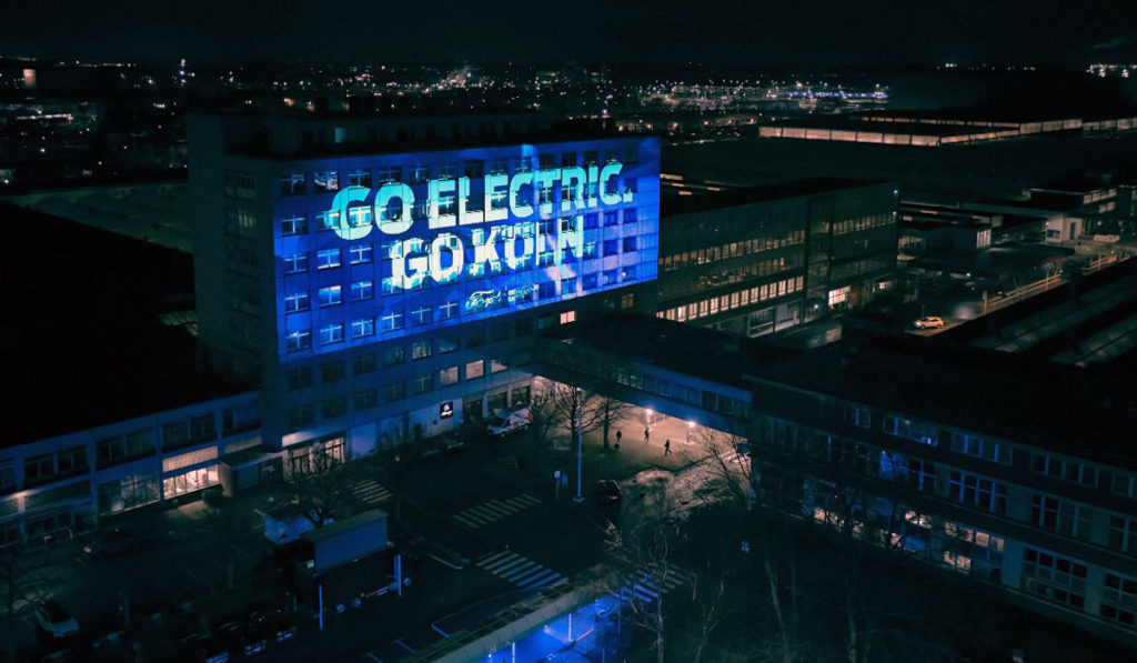 Ford acelera electrificación de su portafolio en Europa